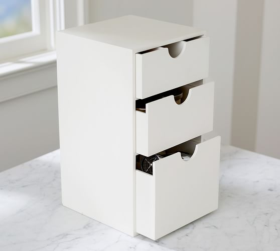 under cabinet drawers bathroom sink console storage drawers pottery barn 27465
