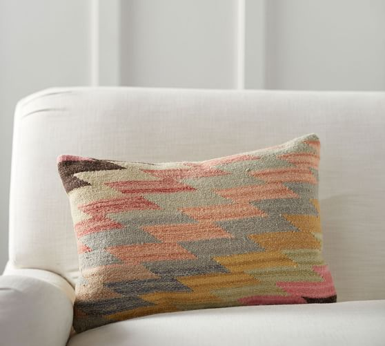Pillows are a great way to change your decor for springtime